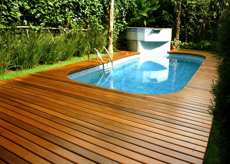 Pier, Deck de ipê, deck de madeira, decks para piscinas, decks para terraço - MabroTec